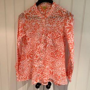 Roberta Roller Shirt Top size XS S - Beautiful